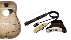 LR Baggs Anthem Microphone and Under Saddle Pickup