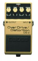 Boss OS2 OverDrive/Distortion Effects Pedal