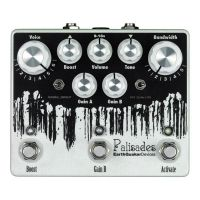 Earthquaker Devices Palisades Dual Overdrive and Boost V2
