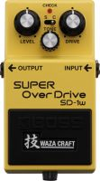 Boss SD1W Special Edition Waza Craft Super Overdrive Pedal