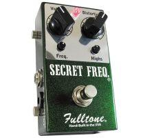 Fulltone Secret Freq Dynamic Overdrive Effects Pedal