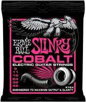 Ernie Ball Super Slinky Cobalt Strings (1 SET)