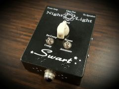 Swart Night Light Attenuator / Drive with Speaker Cables