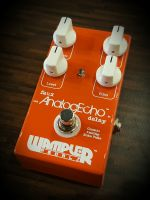 Wampler Faux Analog Echo Delay Effects Pedal ~ Older Version
