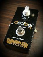 Wampler Decibel Plus Buffer Boost Pedal ~ Older Version