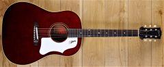 Gibson 60's J45 Original Wine Red