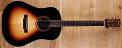 Bedell Coffee House Dreadnought Sunburst ~ Secondhand