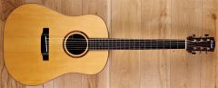 Bedell Coffee House Dreadnought Natural ~ Secondhand