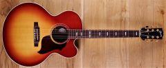 Gibson J185 EC Modern Rosewood Rosewood Burst