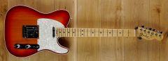 Fender American Elite Tele Aged Cherry Sunburst Maple, 2016 ~ Secondhand