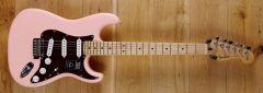 Fender FSR Player Strat Maple Shell Pink MX21210534