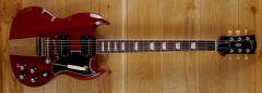 Gibson USA SG Standard 61 Maestro Vintage Cherry 221510261