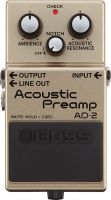 Boss AD2 Acoustic Preamp- on order