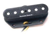 Seymour Duncan APTL1 Alnico II Pro Lead Single Coil