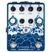 Earthquaker Devices Avalanche Run Delay and Reverb V2