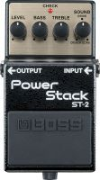 Boss ST2 Power Stack Distortion Effects Pedal