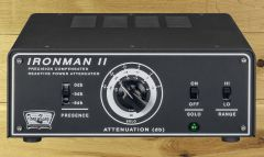 Tone King Ironman II Attenuator ~ Back In Stock!