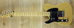 Fender American Professional II Tele Left Hand Maple Fingerboard Butterscotch Blonde US20084700