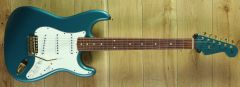 Fender Custom Shop 60 Strat NOS Ocean Turquoise, Gold Hardware 2001 ~ Secondhand
