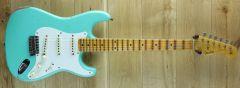 Fender Custom Shop Summer Dealer Event 57 Strat Relic Faded Seafoam Green # CZ550177