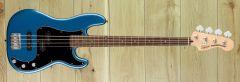 Squier Affinity PJ Bass Laurel Lake Placid Blue