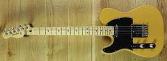 Fender Player Tele Maple Butterscotch Blonde Left Handed