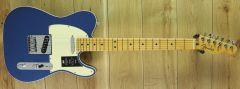 Fender  American Ultra Tele Maple Cobra Blue ~ US20055308