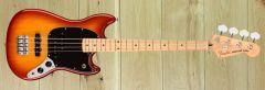 Fender Player Mustang PJ Bass Maple Sienna Sunburst