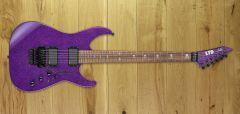ESP LTD KH602 Kirk Hammett Purple Sparkle