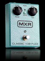 MXR M173 Classic 108 Fuzz Effects Pedal