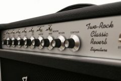 Two Rock Classic Reverb Signature 50w Combo Silver Anodised Panel ~ Due June 2022