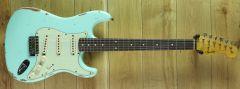 Fender Custom Shop 59 Strat Relic Surf Green ~ R109366