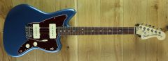 Fender American Performer Jazzmaster Rosewood Lake Placid Blue