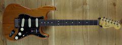Fender American Professional II Strat Rosewood Roasted Pine US210011675