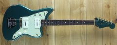 Fender Custom Shop 61 Jazzmaster Relic Sherwood Green R110034