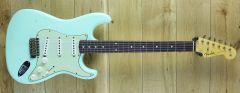 Fender Custom Shop Ron Thorn Masterbuilt 61 Strat Journeyman Relic Surf Green R111264