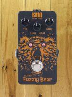 KMA Machines Fuzzly Bear Silicon Fuzz