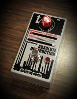 Death By Audio Absolute Destruction