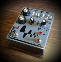 Death by Audio Deep Animation Envelope Overdrive