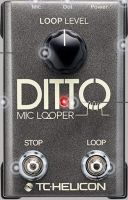 TC Electronic Helicon Ditto Mic Looper