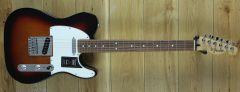 Fender Player Tele Pau Ferro 3 Tone Sunburst