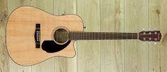 Fender CD60SCE Natural