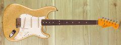 Fender Custom Shop Summer Dealer Event 65 Strat Journeyman Relic Gold Sparkle CZ550165 Coming Soon