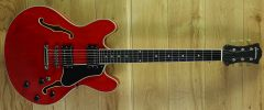 Eastman T386 Thinline Red