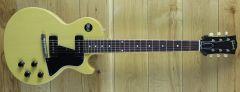 Gibson Custom Murphy Lab 1957 Les Paul Special Single Cut Reissue Ultra Light Aged TV Yellow 70823
