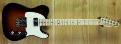 Fender American Performer Tele HS Maple 3 Colour Sunburst