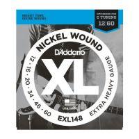 Daddario EXL148 Extra Heavy Gauge 12-60 (10 Sets)