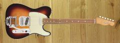 Fender Vintera '60s Tele Bigsby Pau Ferro Fingerboard, 3-Color Sunburst