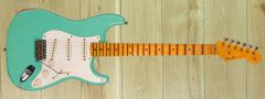 Fender Custom Shop Summer Dealer Event 57 Strat Relic Faded Seafoam Green # CZ550177  ~ Coming Soon