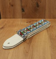 Hip Strap Stained Glass Blue